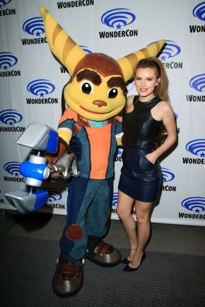 Wondercon: New 'Ratchet & Clank' Footage Revealed