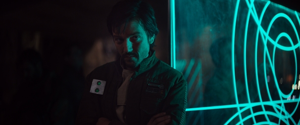 Rogue One: A Star Wars Story (Diego Luna) Ph: Film Frame ©Lucasfilm LFL