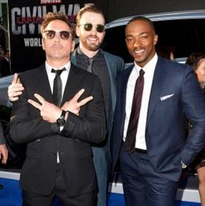 Premiere: 'Captain America: Civil War' Takes OverHollywood