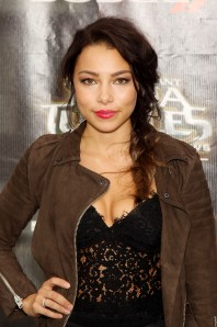 "New York, NY - 5/22/16 - Paramount Pictures and Nikelodeon Movies Present the World Premiere of ""Teenage Mutant Ninja Turtles: Out of the Shadows"" Sponsored by Dodge..-Pictured: Jessica Parker Kennedy.-Photo by: Marion Curtis/Starpix"