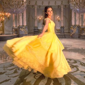 Emma Watson Sings In New 'Beauty and the Beast' Clip