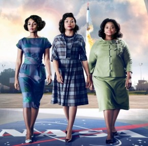 'Hidden Figures' Soars in January 2017 Movie Recap