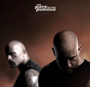 It's The Rock vs. Diesel in 'Fate of the Furious' Super Bowl Trailer