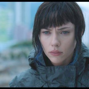 Sneak Peek at New 'Ghost in the Shell' Starring Scarlett Johansson