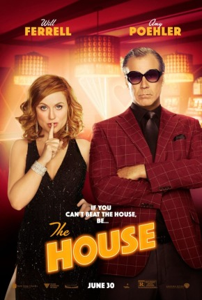Will Ferrell, Amy Poehler Bet 'The House'