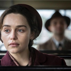 Emilia Clarke Gets Haunted in 'Voice From the Stone' Trailer