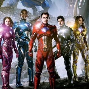 New 'Power Rangers' Movie Features Franchise's First LGBTQ+Ranger