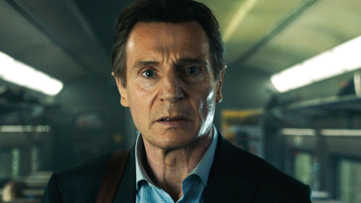 """Review: 'The Commuter"""" Finds Liam Neeson in a Jumbled Mystery Thriller"""