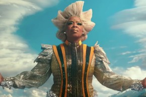 Go Behind the Scenes of Disney's Sci-Fi Movie 'A Wrinkle in Time'