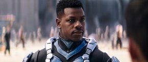 Interview: John Boyega Suits Up for 'Pacific Rim:Uprising'