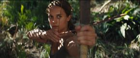 Alicia Vikander Talks 'Tomb Raider' and Growing up with Lara Croft