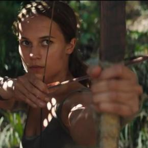 Alicia Vikander Talks 'Tomb Raider' and Growing up with LaraCroft