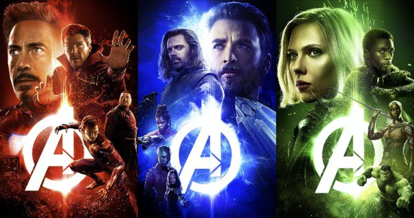 avenges-infinity-war-group-character-posters