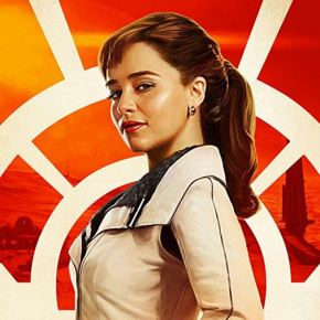 Interview: Emilia Clarke on How 'Solo' Is Different Than Previous 'Star Wars'Films