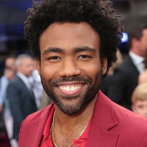Donald Glover on Playing Lando Calrissian and 'Solo' DirectorDrama