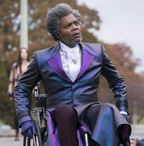 Samuel L. Jackson Breaks Loose in New 'Glass' Trailer