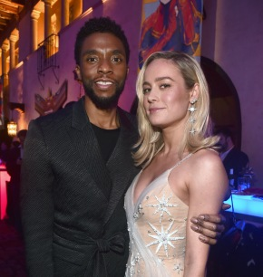 Pics: 'Captain Marvel' Lands in Hollywood with Star-Studded Premiere