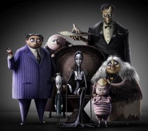 Snap Your Fingers to New 'The Addams Family' Teaser Trailer and Poster