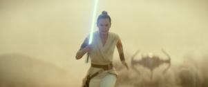 Rey (Daisy Ridley) in STAR WARS: THE RISE OF SKYWALKER