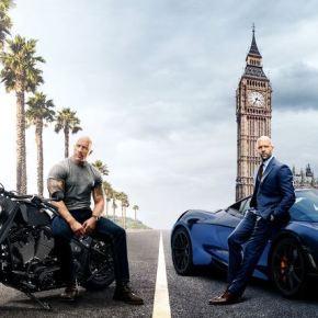 Dwayne Johnson, Jason Statham Kick Butt in Final Trailer for 'Hobbs &Shaw'