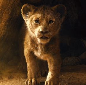7 Cool New Actor-Character Pictures from Disney's 'The Lion King'